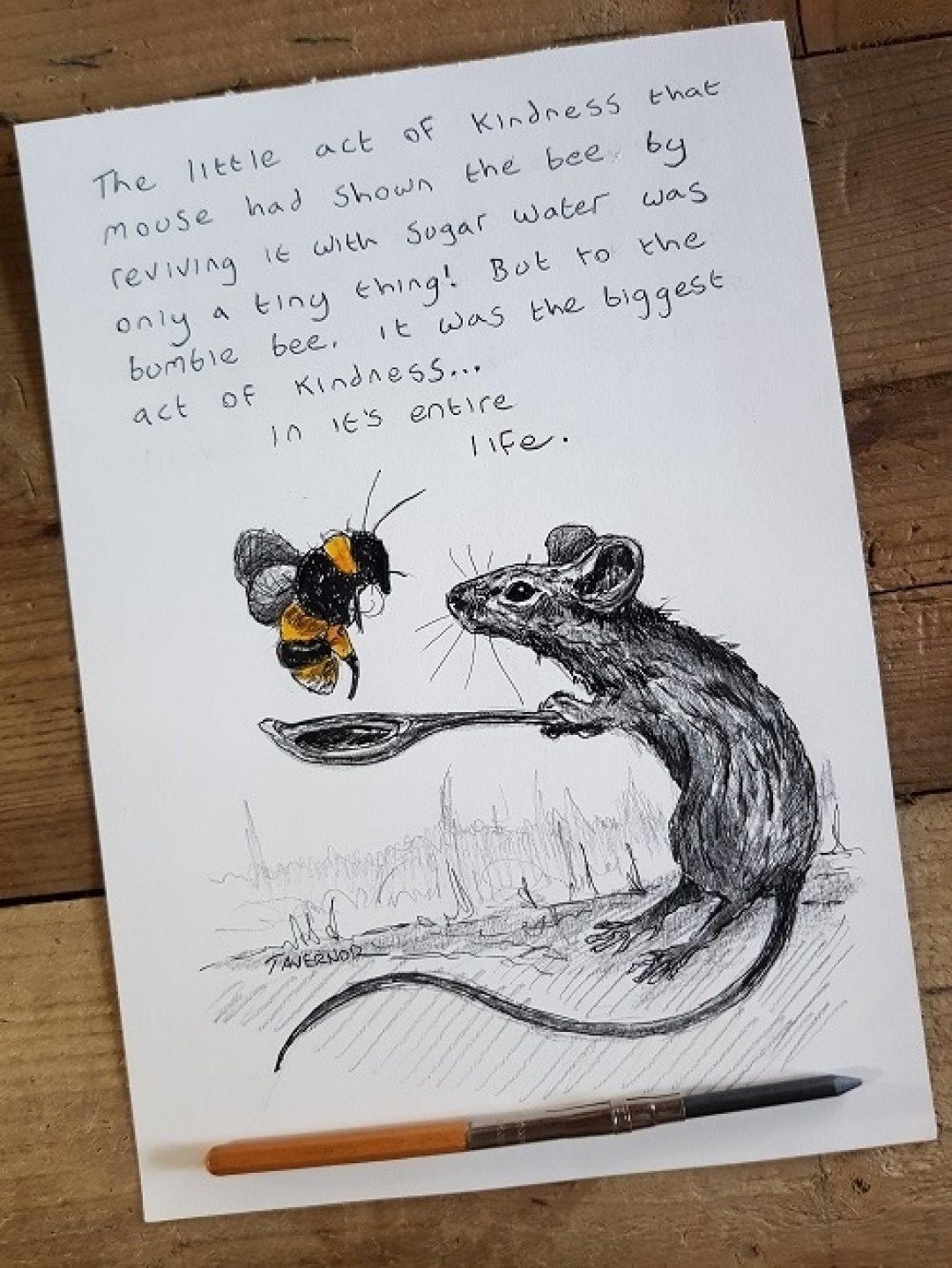 Bee Kind Paul Tavernor