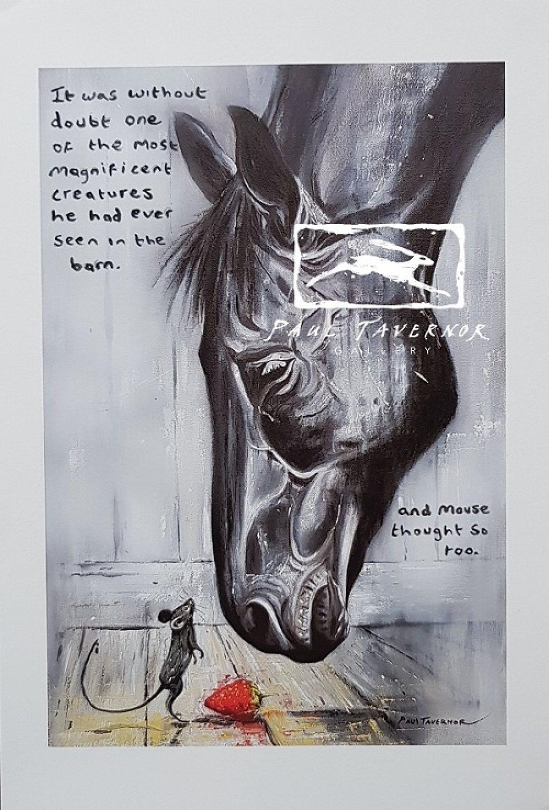 Best of Friends Paul Tavernor Art