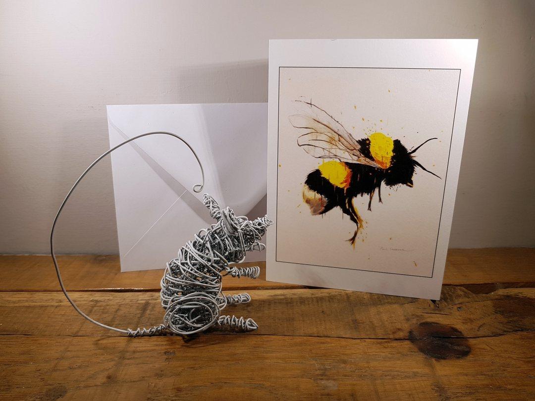 Card Honey Flight