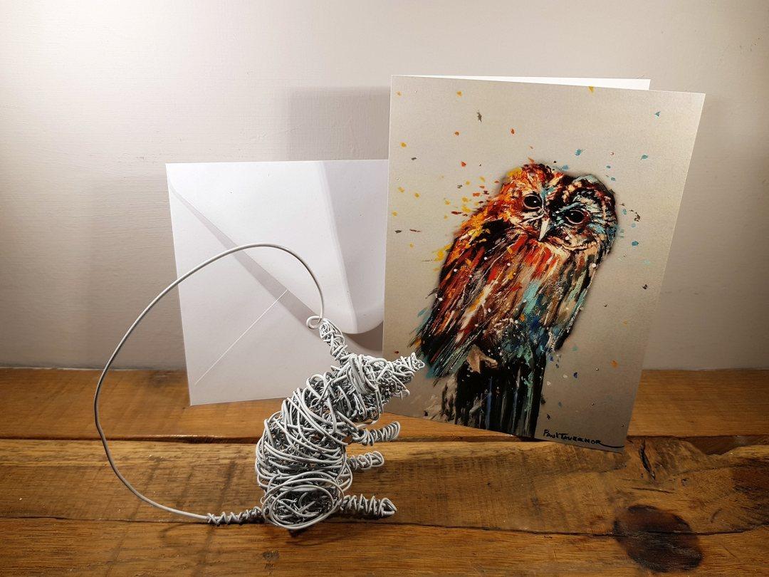 Card Night Owl