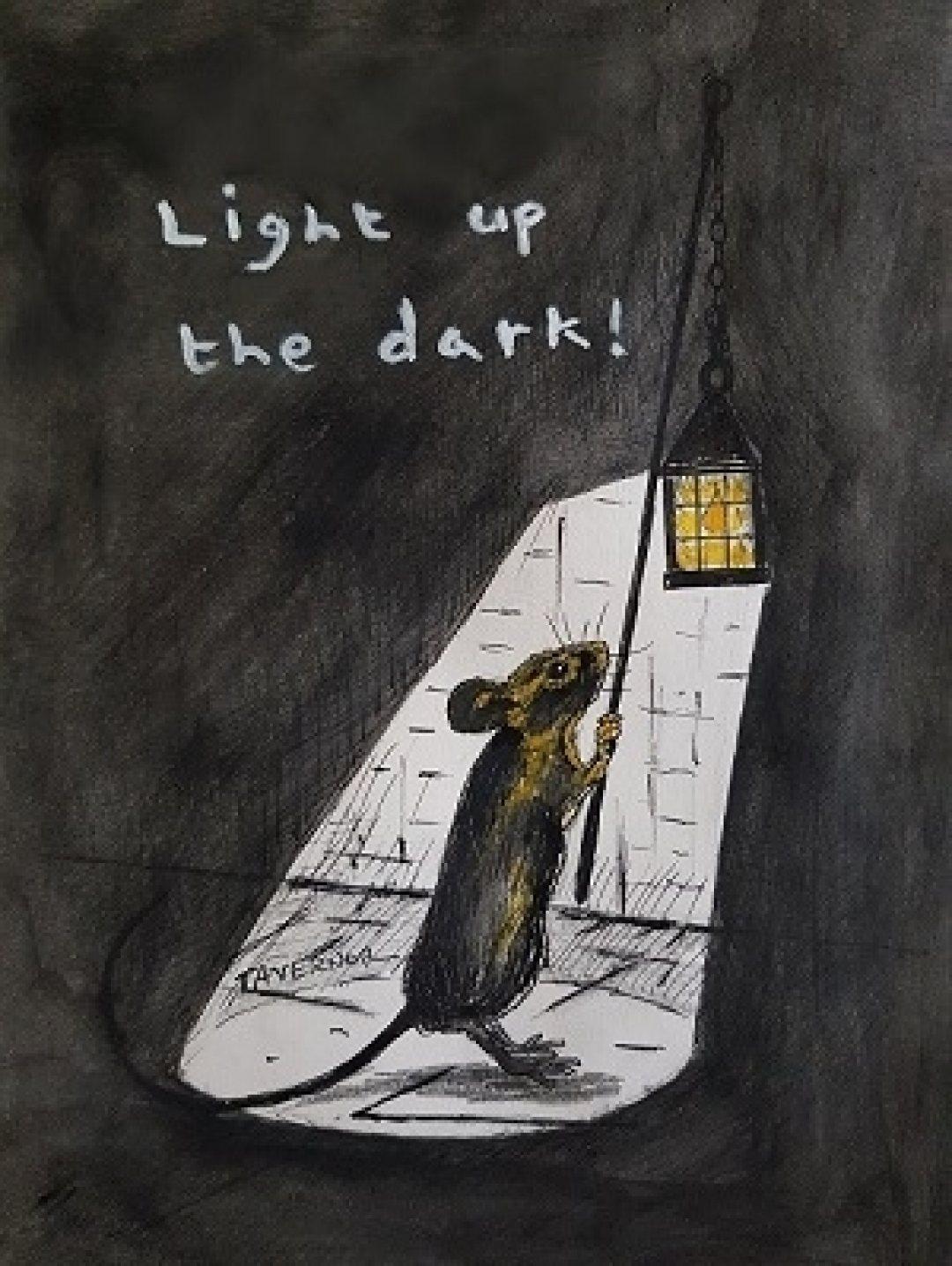 Light up the Dark Paul Tavernor