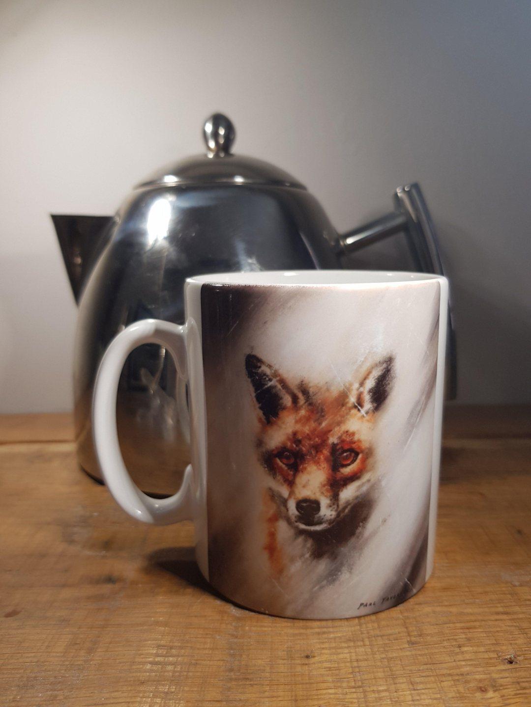 Mug Fox Eyes
