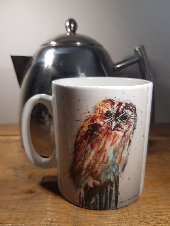 Mug Night Owl