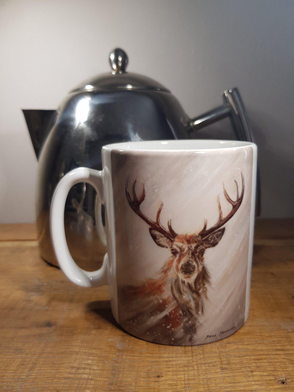 Mug Peak Winter