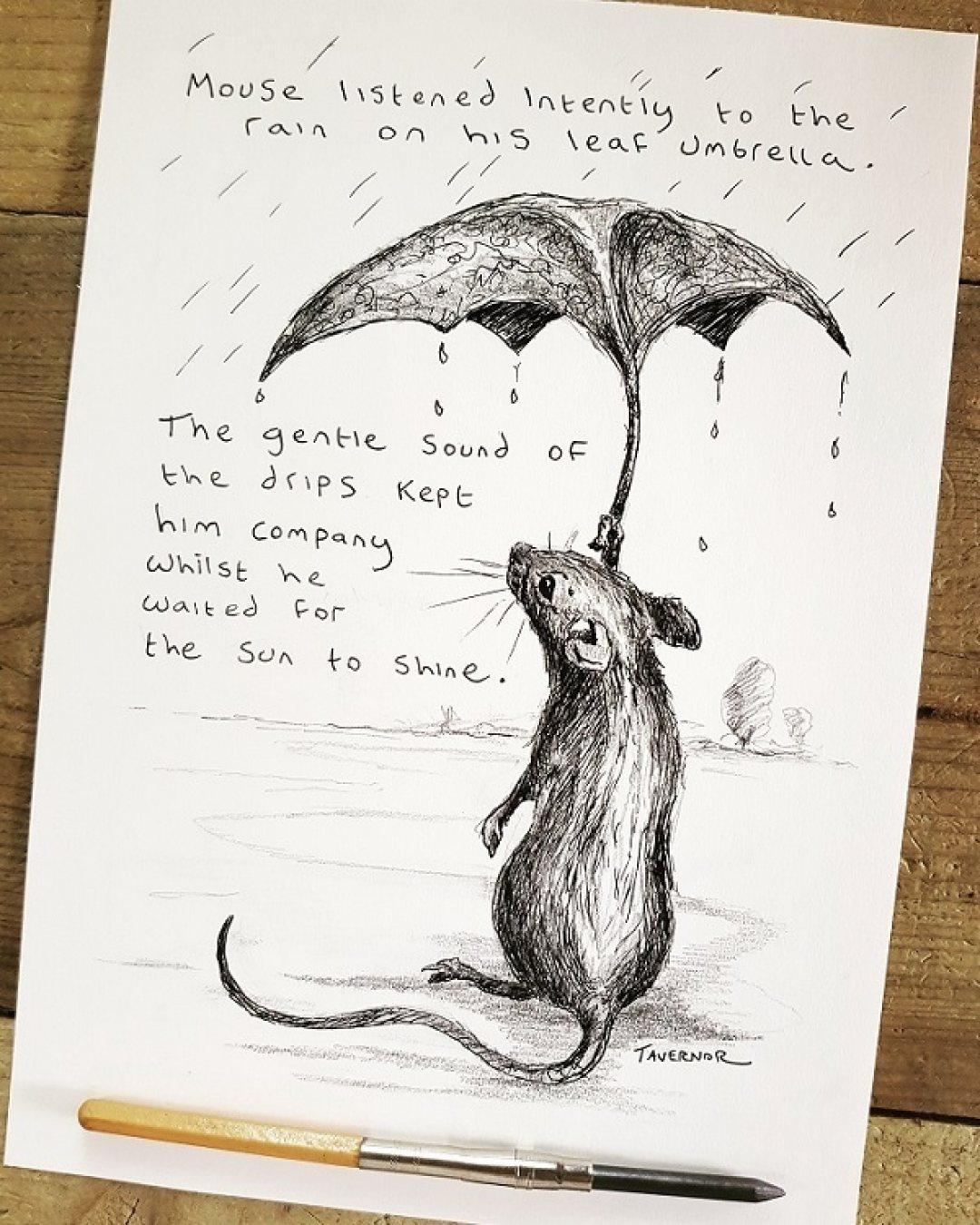 Raindrops Paul Tavernor
