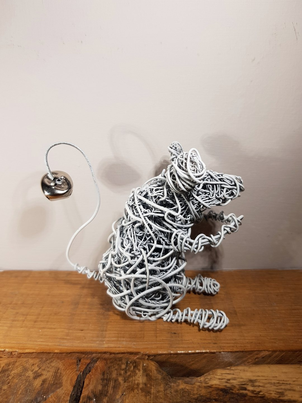 Sculpture Bell Mouse 1
