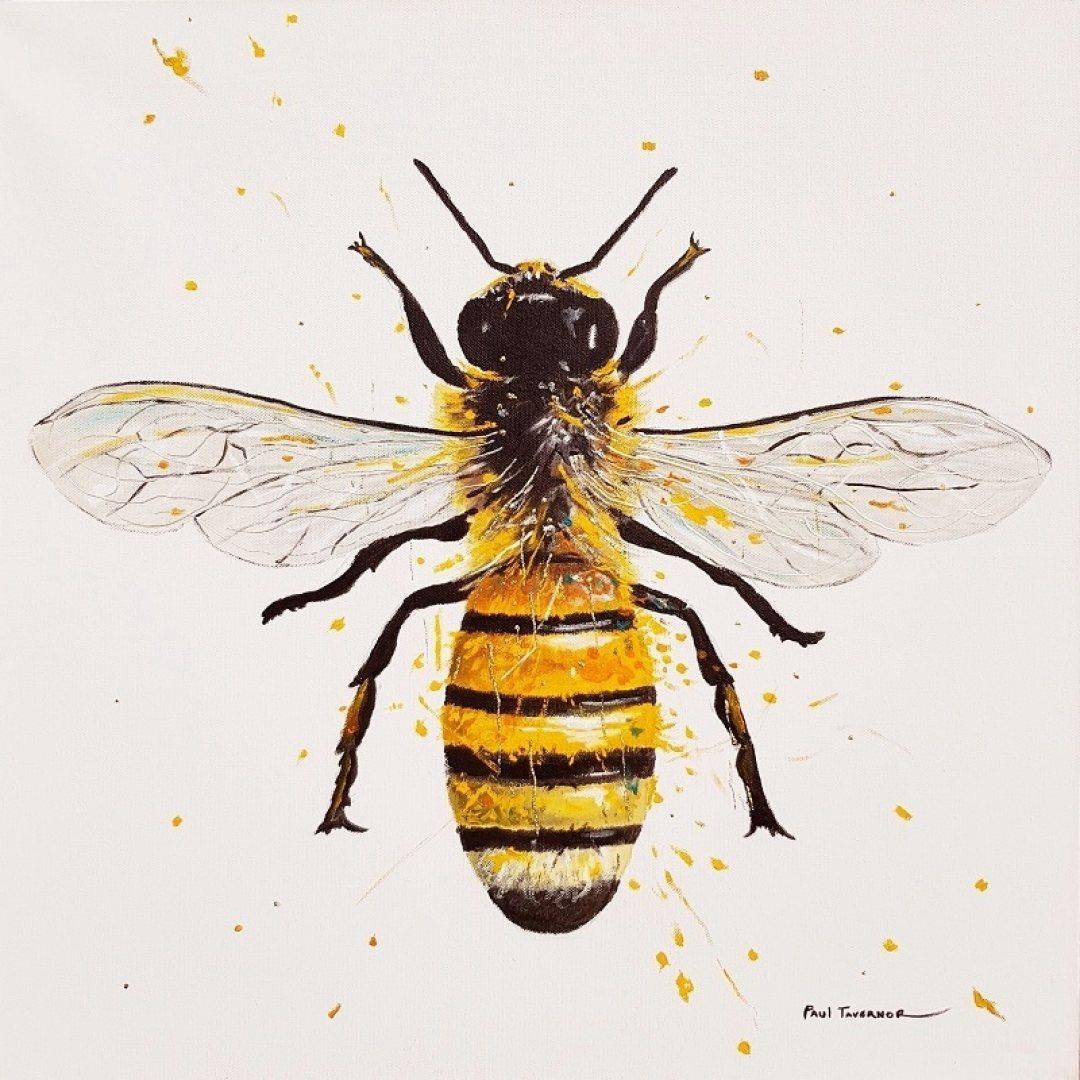 Worker Bee Paul Tavernor