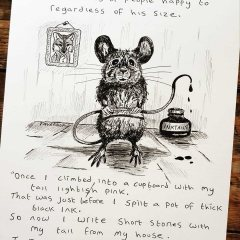 Inktails Mouse