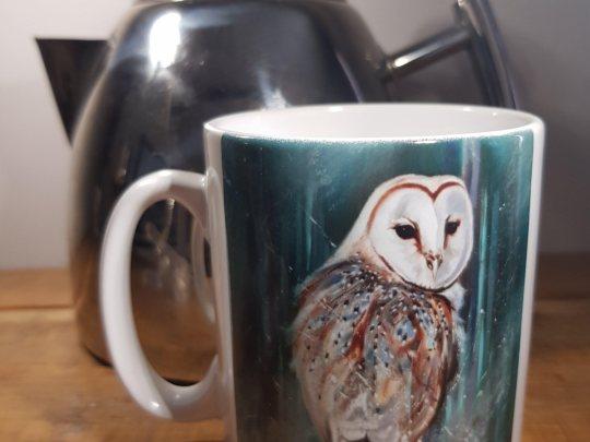 Mugs by Paul Tavernor