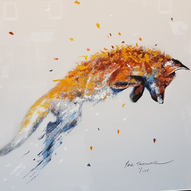 Fox Caper by Paul Tavernor