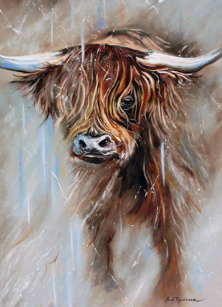 Highland Spirit by Paul Tavernor